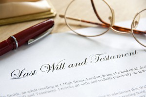Wills and Estate Administration and Planning